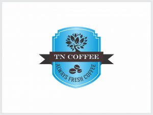 Logo TN Coffee