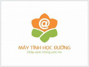 Logo may tinh hoc duong