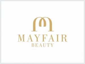 Logo mayfair beauty