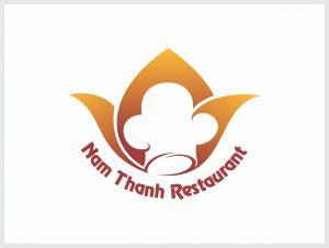 Logo nam thanh restaurant